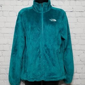 The North Face Tops - The North Face full zip fleece sweater